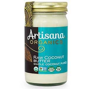 artisana organics certified r.a.w spread, no added sugar