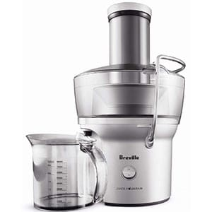 breville bje200xl compact juicer fountain