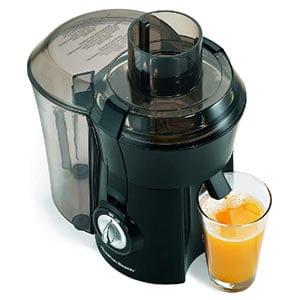 hamilton beach juicer machine