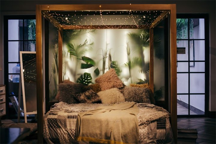 make your bedroom a sanctuary