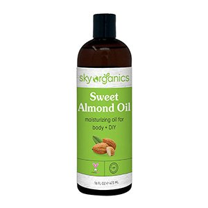 sky Pure sweet almond oil